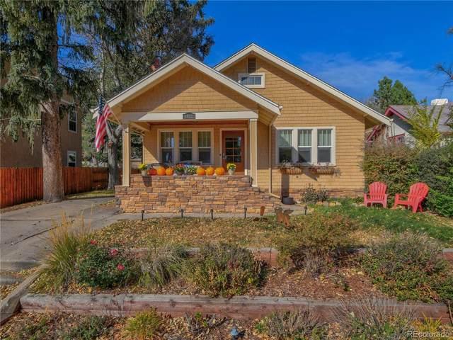 1022 E Dale Street, Colorado Springs, CO 80903 (#2948650) :: The Griffith Home Team