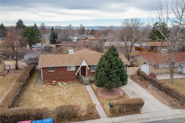 385 S Salem Street, Aurora, CO 80012 (#2949089) :: Bring Home Denver with Keller Williams Downtown Realty LLC