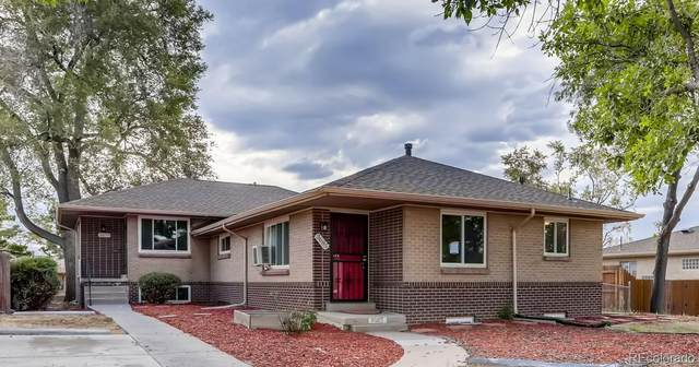 3679 Ivanhoe Street, Denver, CO 80207 (#2949098) :: Chateaux Realty Group