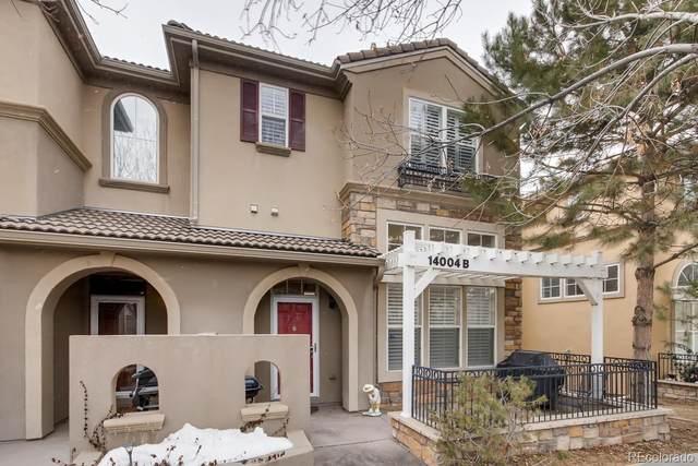 14004 E Princeton Place B, Aurora, CO 80014 (MLS #2949301) :: 8z Real Estate