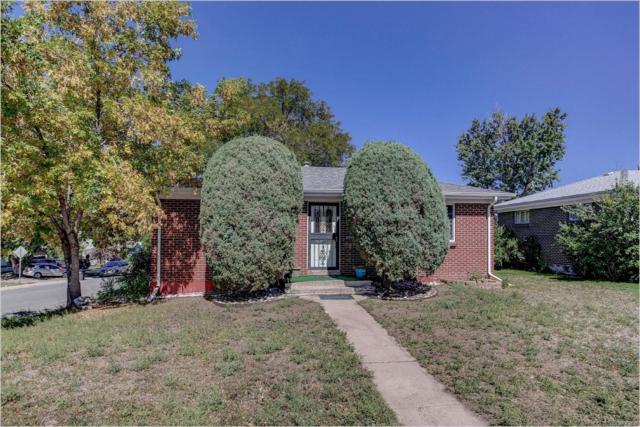 2699 W Colorado Avenue, Denver, CO 80219 (MLS #2949404) :: 8z Real Estate