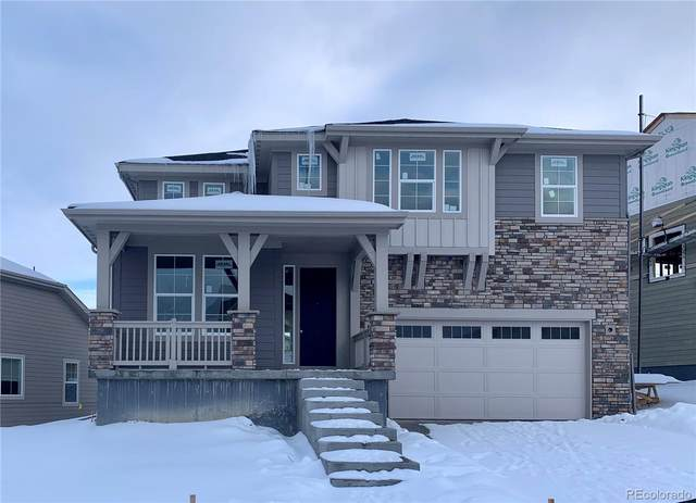 122 Green Fee Circle, Castle Pines, CO 80108 (#2949444) :: Wisdom Real Estate