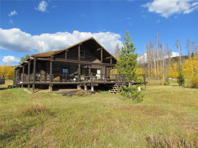 96 Gcr 4115, Granby, CO 80446 (#2949457) :: The Peak Properties Group