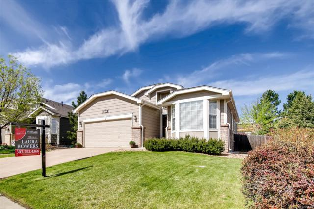 1220 Berganot Trail, Castle Pines, CO 80108 (#2949689) :: The Galo Garrido Group