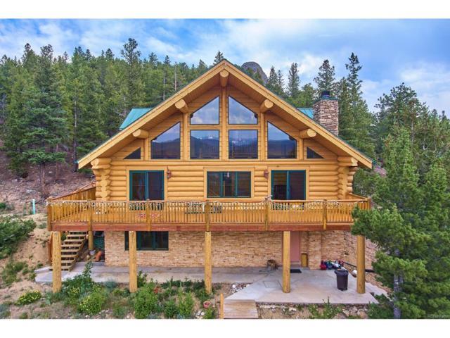 461 Dudes Drive, Rollinsville, CO 80474 (MLS #2950117) :: 8z Real Estate