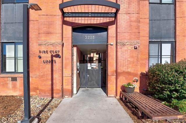 3225 Blake Street #27, Denver, CO 80205 (#2950158) :: The DeGrood Team