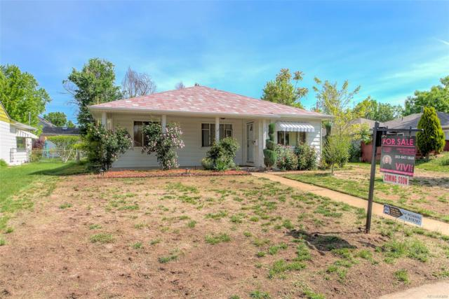 1727 W Tennessee Avenue, Denver, CO 80223 (#2950603) :: The DeGrood Team