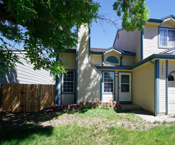 17835 E Bethany Place, Aurora, CO 80013 (#2951419) :: The Heyl Group at Keller Williams