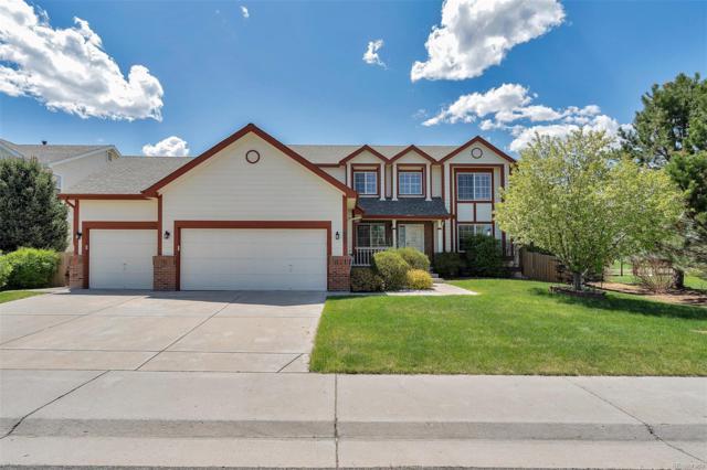 10615 Sedgwick Way, Parker, CO 80134 (MLS #2951623) :: 8z Real Estate