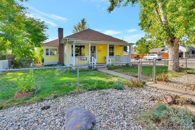 4001 S Cherokee Street, Englewood, CO 80110 (#2951936) :: The Harling Team @ Homesmart Realty Group