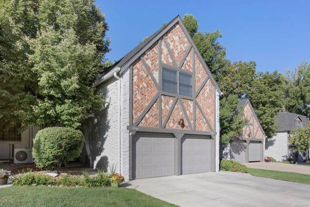 3543 S Hillcrest Drive, Denver, CO 80237 (MLS #2952200) :: Keller Williams Realty