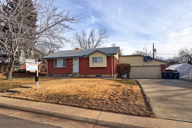 11548 Larson Lane, Northglenn, CO 80233 (MLS #2952229) :: 8z Real Estate