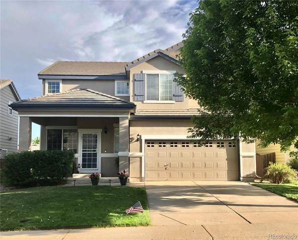 6822 W Remington Place, Littleton, CO 80128 (#2952243) :: The DeGrood Team