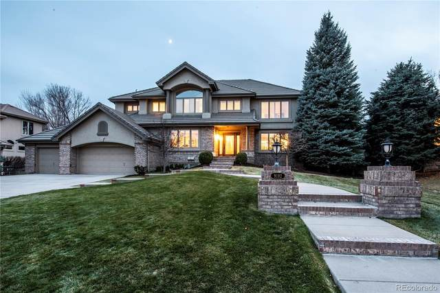 9192 E Star Hill Lane, Lone Tree, CO 80124 (#2952503) :: The Scott Futa Home Team