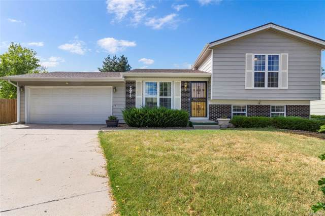 2675 S Laredo Court, Aurora, CO 80013 (#2952878) :: The Tamborra Team