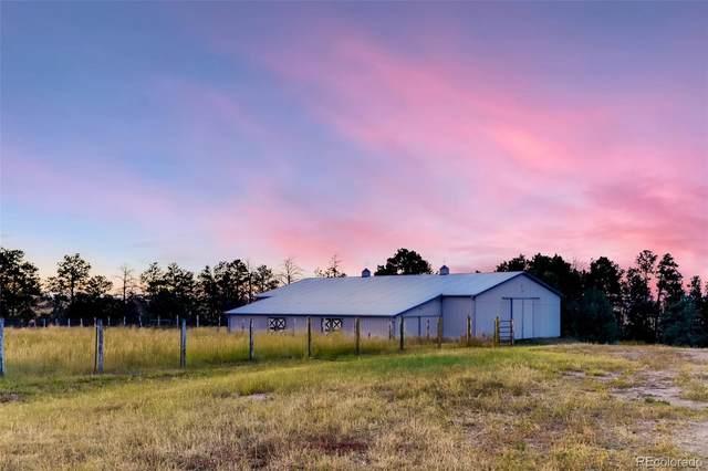 3635 County Road 106, Elizabeth, CO 80107 (#2953344) :: milehimodern