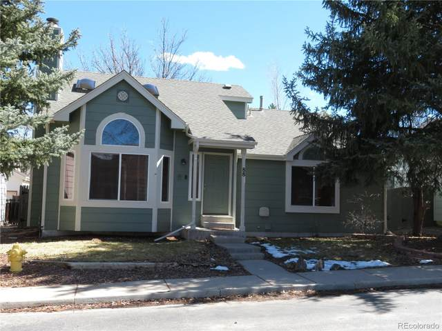 88 Quicksilver Avenue, Castle Rock, CO 80104 (#2953583) :: The Harling Team @ Homesmart Realty Group