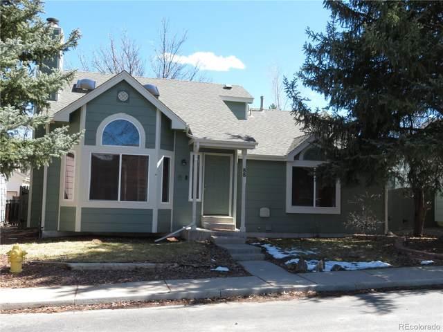 88 Quicksilver Avenue, Castle Rock, CO 80104 (#2953583) :: My Home Team