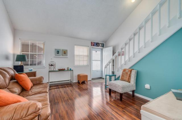 5873 S Prince Street 309B, Littleton, CO 80120 (#2953666) :: The Peak Properties Group