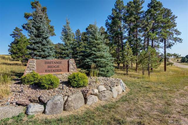 37990 Wild Horse Trail, Elizabeth, CO 80107 (#2954162) :: The DeGrood Team