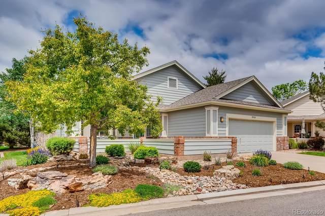 3916 Lee Circle, Wheat Ridge, CO 80033 (#2954170) :: The Peak Properties Group