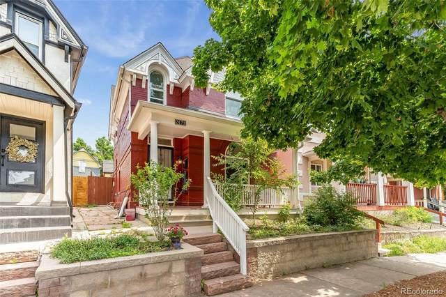 2471 W Caithness Place, Denver, CO 80211 (#2954317) :: Stephanie Fryncko | Keller Williams Integrity