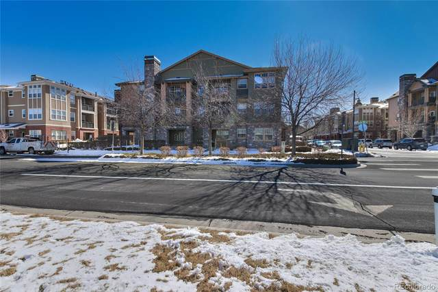 15455 Canyon Rim Drive #301, Englewood, CO 80112 (#2954605) :: The Dixon Group