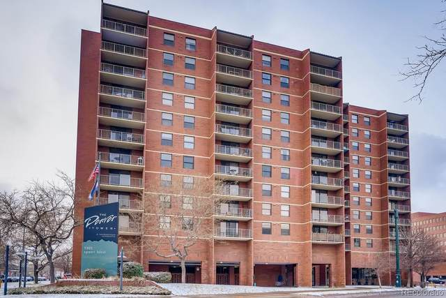 1301 Speer Boulevard #205, Denver, CO 80204 (#2954630) :: The Colorado Foothills Team | Berkshire Hathaway Elevated Living Real Estate