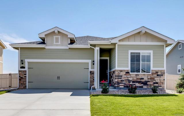 4768 E 95th Avenue, Thornton, CO 80229 (#2954961) :: The Galo Garrido Group