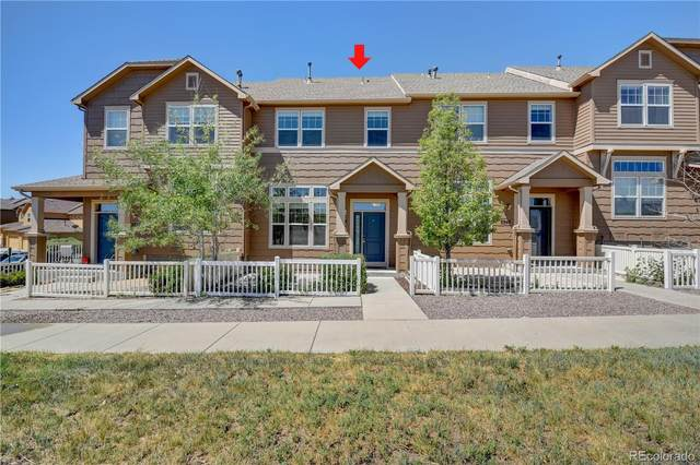 3734 Tranquility Trail, Castle Rock, CO 80109 (#2955001) :: The Margolis Team