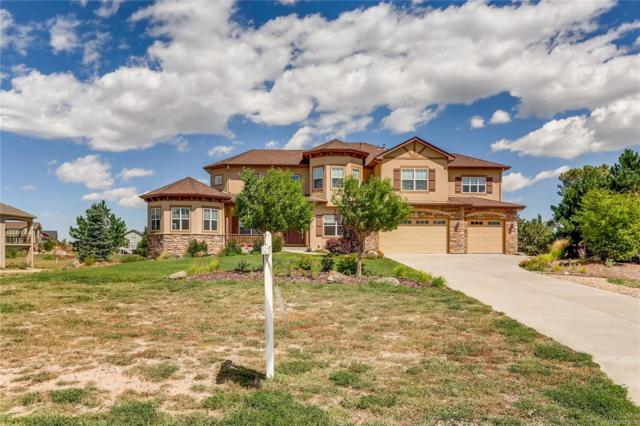 7411 Upton Court, Castle Rock, CO 80104 (#2955211) :: The City and Mountains Group