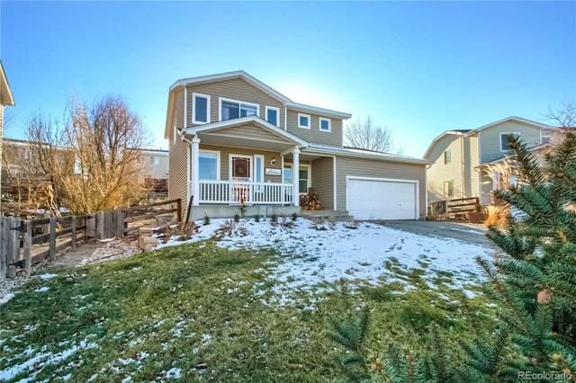 9650 Falcon Court, Littleton, CO 80125 (MLS #2955285) :: The Sam Biller Home Team