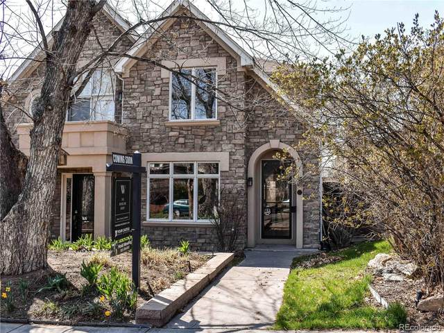 421 Saint Paul Street, Denver, CO 80206 (#2955313) :: James Crocker Team