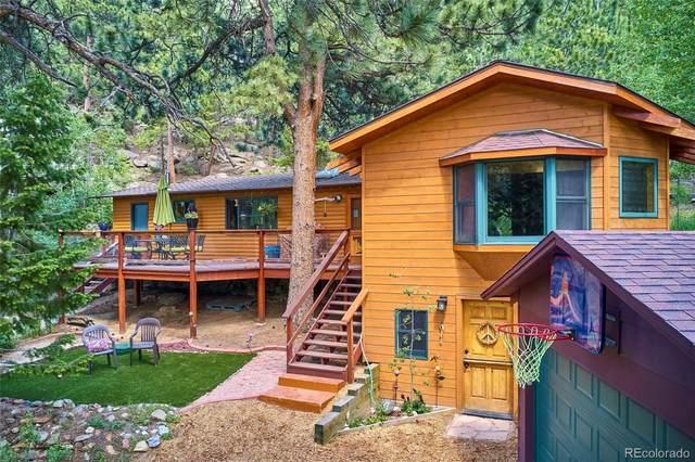 11740 Ranch Elsie Road, Golden, CO 80403 (#2955320) :: The DeGrood Team