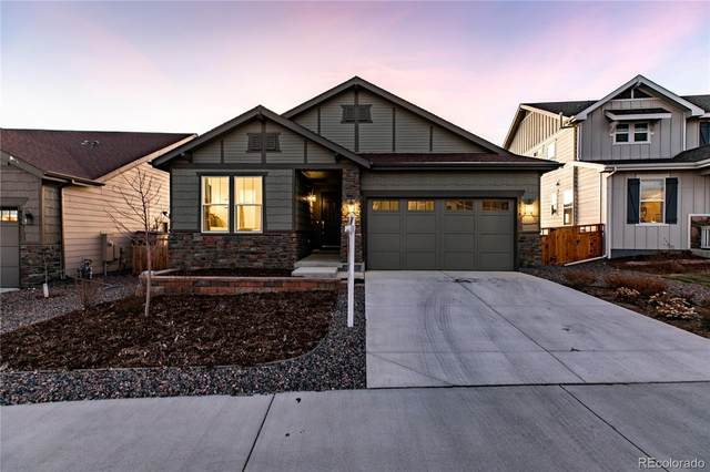 4158 Forever Circle, Castle Rock, CO 80109 (#2955344) :: The DeGrood Team