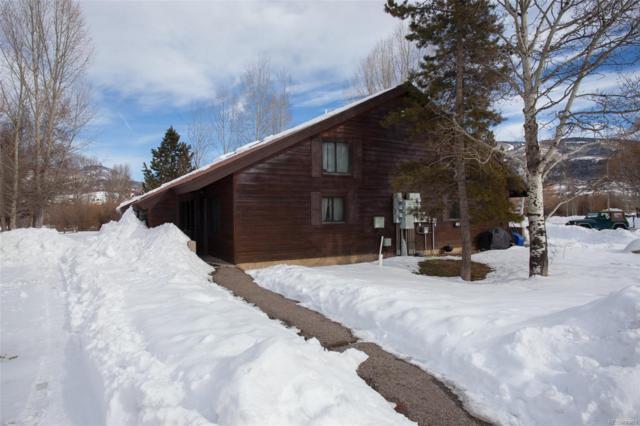 970 Confluence Court #3, Steamboat Springs, CO 80487 (#2955785) :: Hometrackr Denver