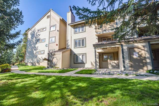 1001 Grandview Drive #16, Breckenridge, CO 80424 (#2955914) :: Bring Home Denver with Keller Williams Downtown Realty LLC