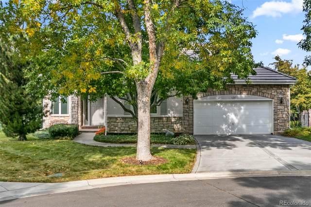 135 Silver Fox Court, Greenwood Village, CO 80121 (#2956120) :: The HomeSmiths Team - Keller Williams