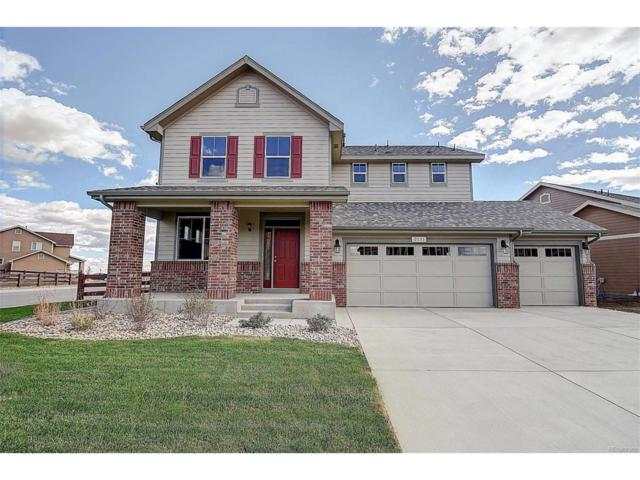 16725 W 86th Lane, Arvada, CO 80007 (#2957262) :: The Griffith Home Team