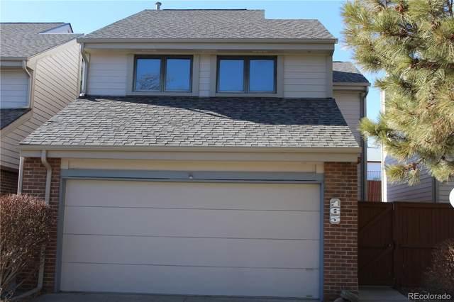 165 Xenon Street #31, Lakewood, CO 80228 (MLS #2957300) :: 8z Real Estate