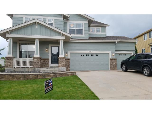10388 Stable Lane, Littleton, CO 80125 (#2957554) :: The City and Mountains Group