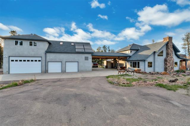 25 County Rd 112, Florissant, CO 80816 (MLS #2957976) :: 8z Real Estate