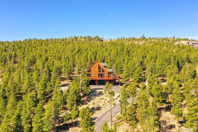 940 S Dory Lakes Drive, Black Hawk, CO 80422 (#2958290) :: The Griffith Home Team