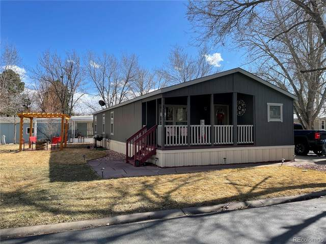 860 W 132nd Avenue #307, Westminster, CO 80234 (#2958610) :: Kimberly Austin Properties