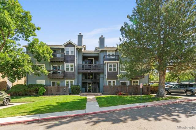 7891 Allison Way #301, Arvada, CO 80005 (#2958695) :: THE SIMPLE LIFE, Brokered by eXp Realty