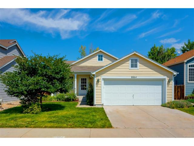8864 Clover Meadow Lane, Parker, CO 80134 (#2958883) :: The Griffith Home Team