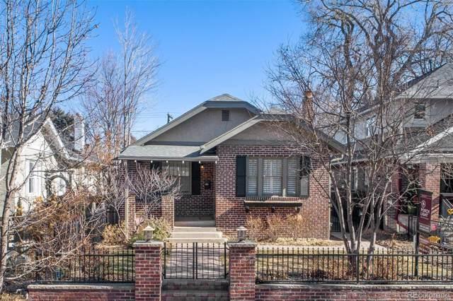 430 N Franklin Street, Denver, CO 80218 (MLS #2958918) :: 8z Real Estate
