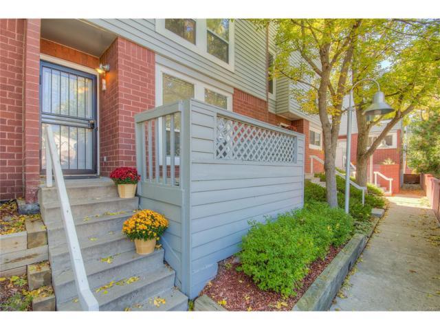 1045 Jasmine Street #2, Denver, CO 80220 (#2959072) :: Wisdom Real Estate