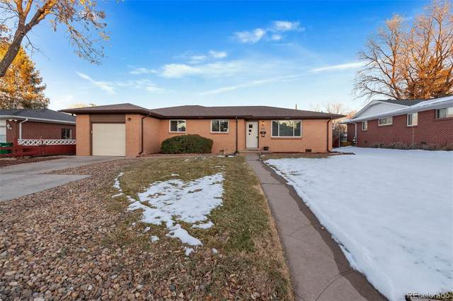 450 S Otis Street, Lakewood, CO 80226 (#2959151) :: The Griffith Home Team