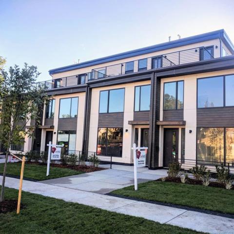 41 Harrison Street, Denver, CO 80206 (#2959214) :: Sellstate Realty Pros